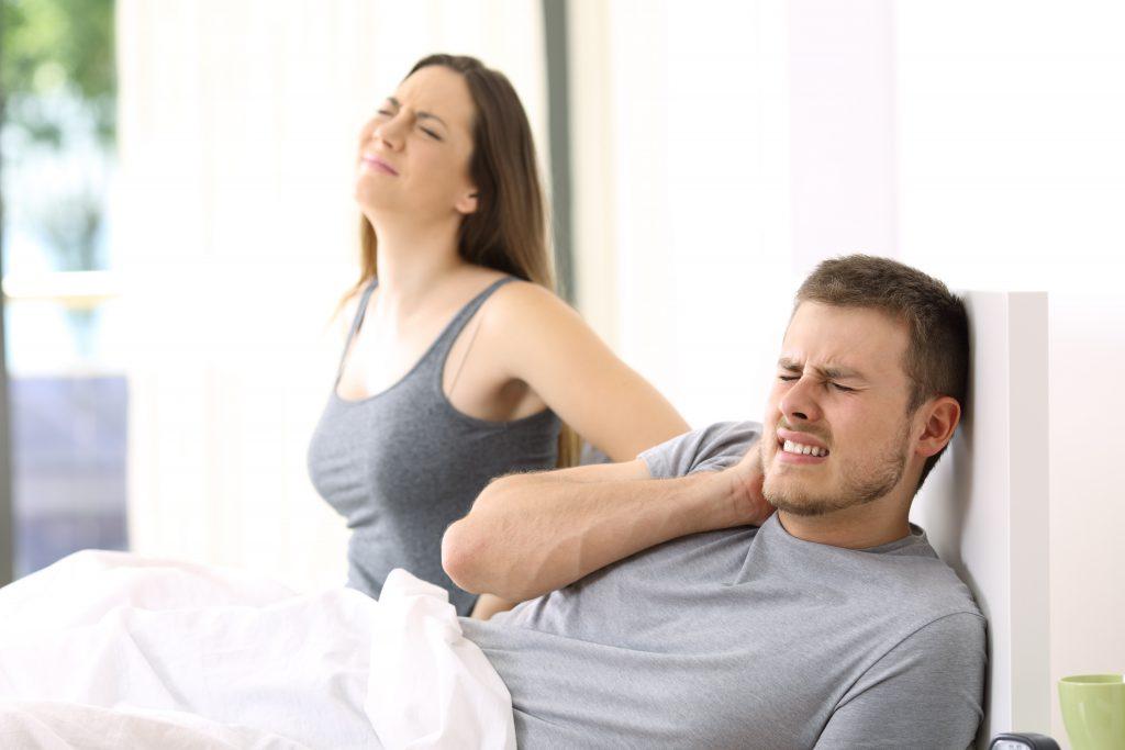수면 자세와 습관별 매트리스 추천
